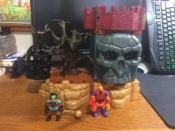 Imaginext 78357 - Goblin's Dungeon/Castelo Goblin
