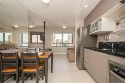 Apartamento à venda com 1 dormitórios em Três figueiras, Porto alegre cod:83054