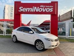 CERATO 2012/2013 1.6 SX3 16V GASOLINA 4P AUTOMÁTICO