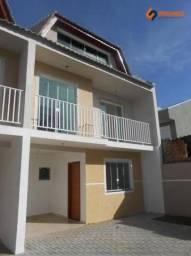 Sobrado com 3 dormitórios à venda, 118 m² por R$ 339.000,00 - Fazendinha - Curitiba/PR