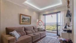 Apartamento com 3 dormitórios à venda, 92 m² por R$ 590.000,00 - Vila Curuçá - Santo André