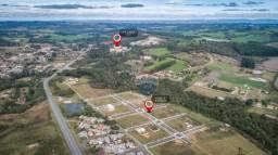 Terreno à venda, 375 m² de esquina- Gutierres - Irati/PR
