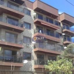 Apartamento com 02 Dormitórios à Venda, 95 M² por R$ 370.000 - Bairro Braga - Cabo Frio/RJ