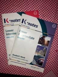 Livro Inglês - K+notes - Lower Intermediate English - Student's Book - A2