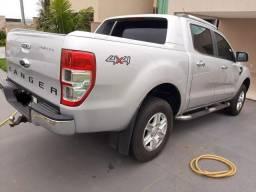Ranger Limited 3.2 Diesel - 2014/15 - 2º Dono - Estudo Troca - 2015