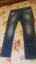 Calça jeans nova masculina