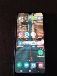 Samsung A50 128 gb com tv.