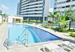 Verano Ponta Negra, apartamento 56 metros 2/4 com suíte, A Vista: 200 Mil