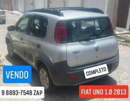 FIAT UNO WAY 1.0 - 2013