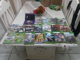 Usado, Niterói - 19 Jogos + Kinect Xbox 360 - Pacote 35 Reais jogo + 60 Kinect ou 40 Cada jogo comprar usado  Niterói
