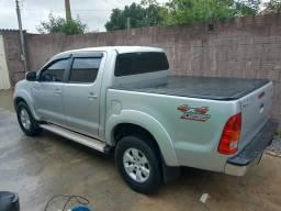 Toyota Hilux 2.5 turbo 4x4 diesel - 2009