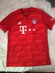 Camisas de time europeus