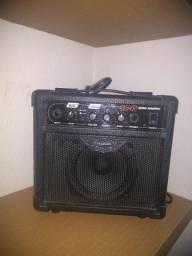 Amplificador para guitarra/violão/cavaquinho