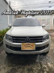 Amarok Highline CD 2.0 16v TDI Automática 2015