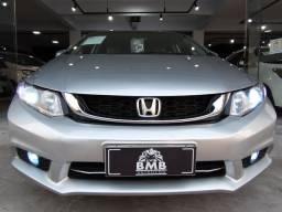 Civic top automático modelo novo lindo