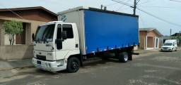 Ford cargo 815 ano 2010 3/4 sider