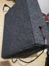 Vendo aparelho de som bluetooth e caixa de som para carro