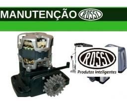 Manutenção motores Rossi