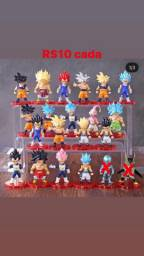Miniaturas Dragon Ball