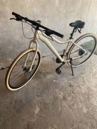 Bicicleta sutton 29 em aluminio retro semi nova em até 12 vezes no cartão