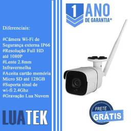 Camera Wi-fi Ip Full Hd 1080p 2.8 Lsc-320 Luatek