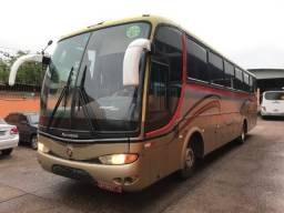 Ônibus rodov. MBenz OF 1721, ano 2004,Viaggio G6 1050, 48 recl. c/ar, p/75 mil