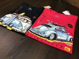 Camiseta fio 30.1 apenas R$29,90 - Grande variedade em modelos e tamanhos!