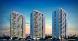Aquarela Condomínio Clube, apartamentos com 2 a 3 quartos, 76 m²