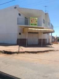 Aluguel de loja e Apartamento