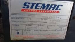 GERADOR STEMAC 40KVA