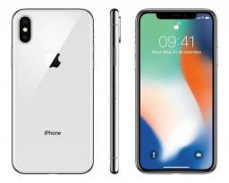 Apple iPhone X 64gb 3gb Ram 5.8' 12mpx + 7mpx Lacrado Branco