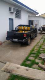S10 Deluxe 4.3 1998 cabine extendida a gás