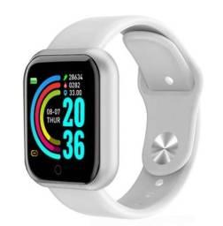 Título do anúncio: Relógio Smart novo branco