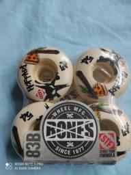 Rodas Bonés p skate