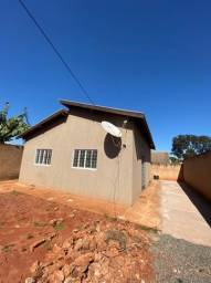 Casa no Vilas boas com quintal grande
