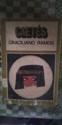 Livro Caetés de Graciliano Ramos 1973