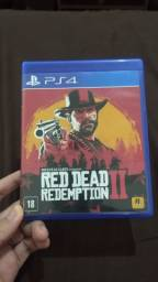 Red dead redemption 2 Playstation 4 perfeito