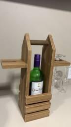 Porta vinho dega