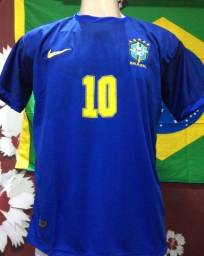 Camisa do Brasil Seleção Brasileira 2021