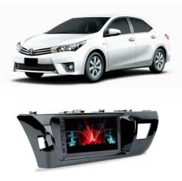 Título do anúncio: Central Multimídia Toyota