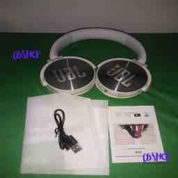 Título do anúncio:   Fone Bluetooth JBL Everest JB950 com Microfone e Alta Qualidade de Som  Redução de Ruído
