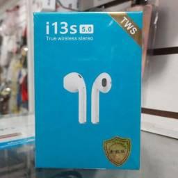 Título do anúncio: Fone Bluetooth I13s TWS