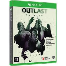 Outlast Trinity Xbox one.