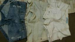 Título do anúncio: 3 shorts Gang original 40