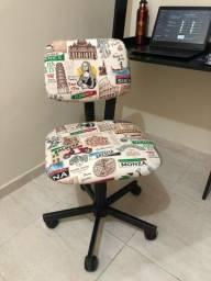 Título do anúncio: Cadeira escritório personalizada