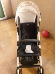 Título do anúncio: Carrinho de bebe infanti piccolo