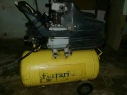 Vendo um compressor, Ferrari funciona perfeitamente