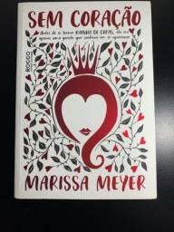 Livro Sem Coração - Marissa Meyer