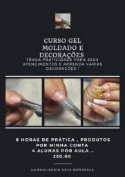 Título do anúncio: Cursos de unhas de gel