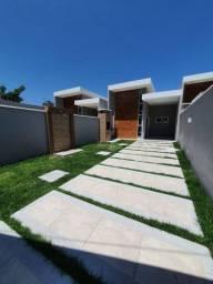 Casa à venda, 110 m² por R$ 299.000,00 - Centro - Eusébio/CE